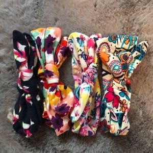 Other - Set of 4 baby girl headbands - never worn